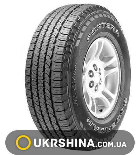 Всесезонные шины Goodyear Fortera HL 245/65 R17 105S
