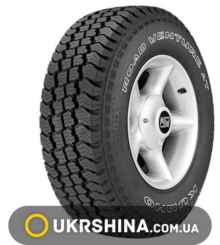 Всесезонные шины Kumho Road Venture AT KL78 215/85 R16 115/112Q
