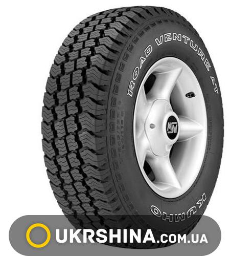 Всесезонные шины Kumho Road Venture AT KL78 235/85 R16 120/116Q