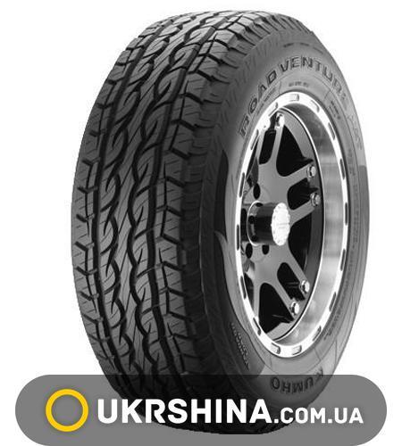 Всесезонные шины Kumho Road Venture SAT KL61 255/70 R16 109S