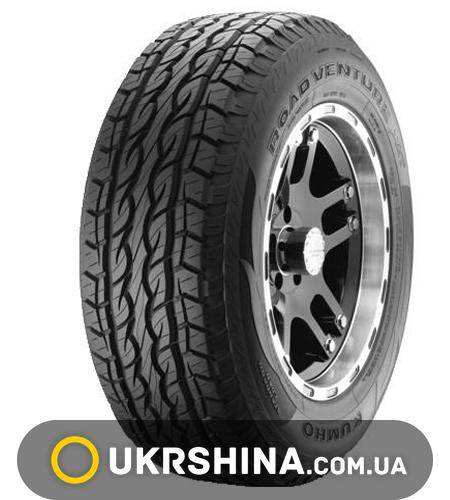 Всесезонные шины Kumho Road Venture SAT KL61 245/70 R16 106S