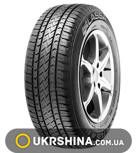 Всесезонные шины Lassa Competus H/L 255/55 R19 111W XL