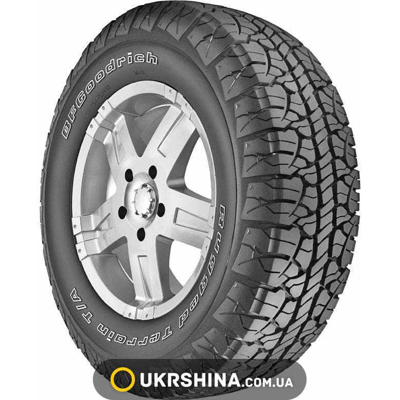 Всесезонные шины BFGoodrich Rugged Terrain T/A 265/75 R16 123/120R