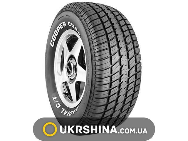 Всесезонные шины Cooper Cobra Radial G/T 215/70 R15 97T