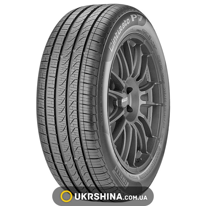 Всесезонные шины Pirelli Cinturato P7 All Season 245/50 R18 100V Run Flat