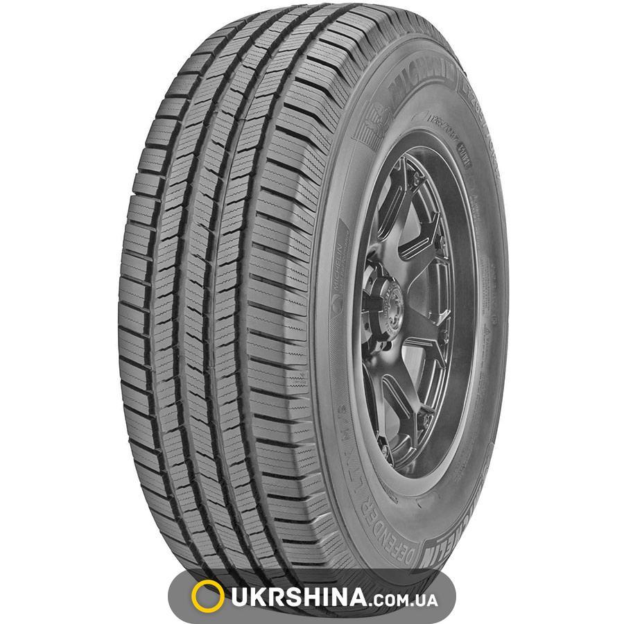 Всесезонные шины Michelin Defender LTX 205/65 R15 99T XL