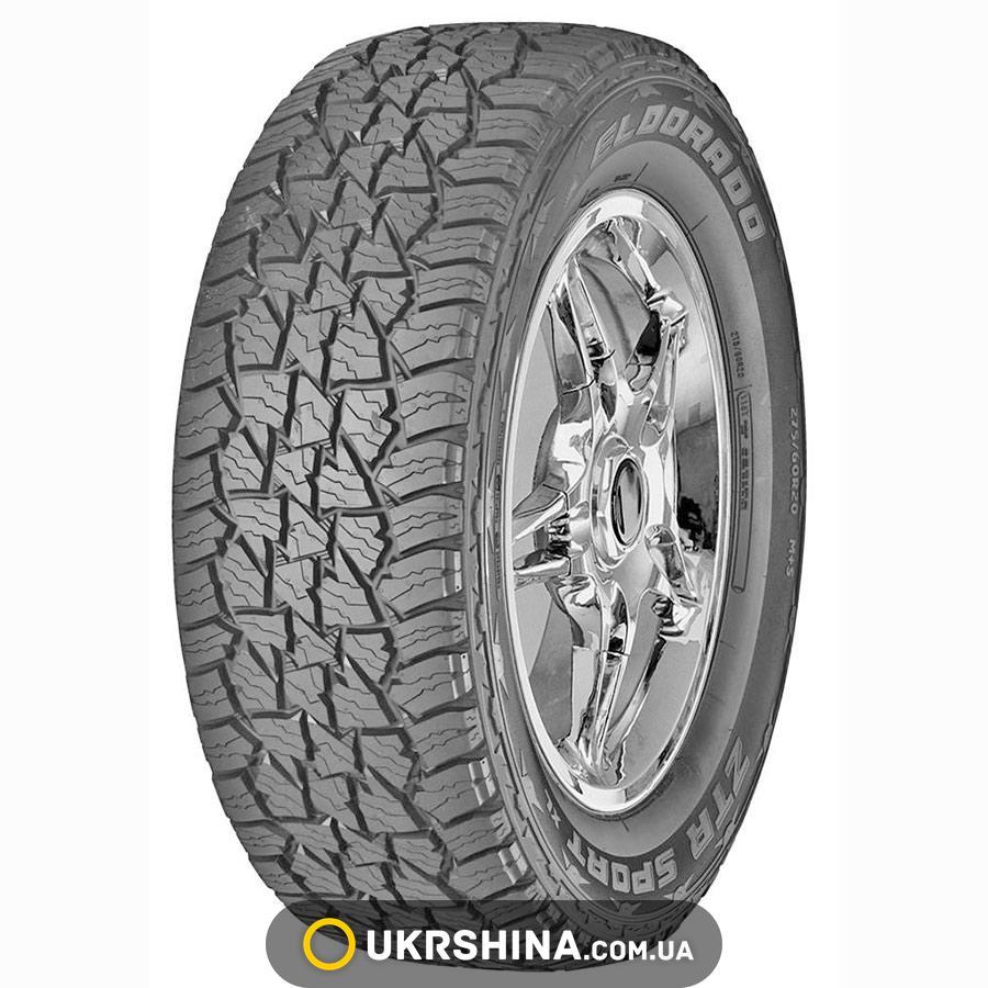 Всесезонные шины Eldorado ZTR Sport 275/55 R20 117T XL