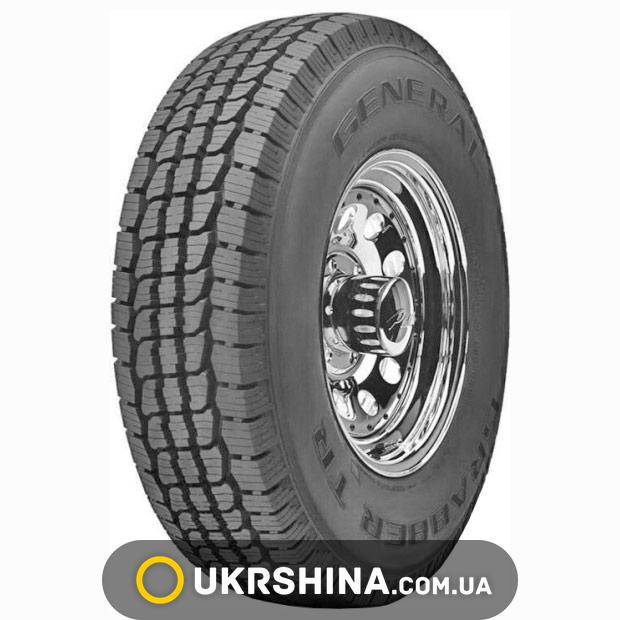 Всесезонные шины General Tire Grabber TR 205/80 R16 104T