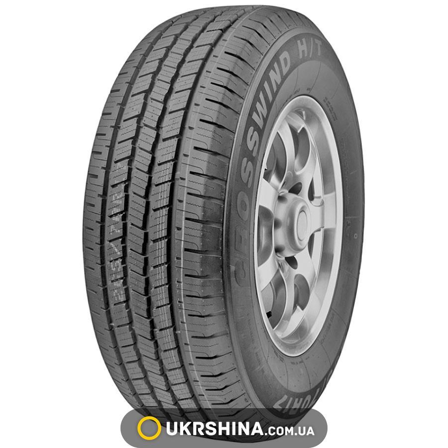 Всесезонные шины LingLong CrossWind H/T 265/65 R17 112T