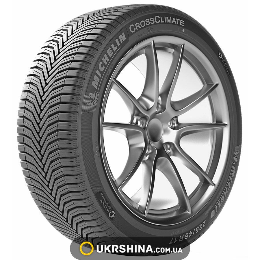 Всесезонные шины Michelin CrossClimate Plus 225/55 R17 101W XL