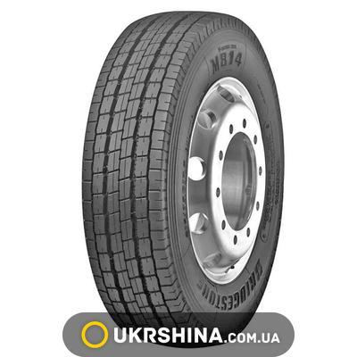 Всесезонные шины Bridgestone M814(рулевая)