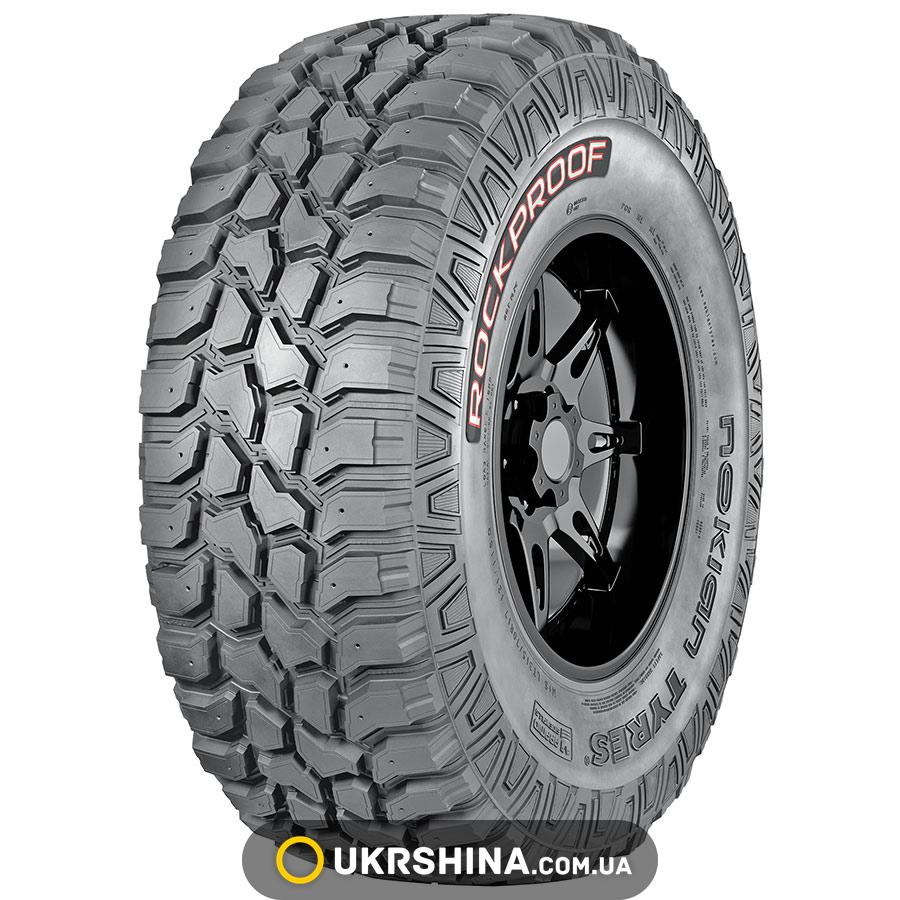 Всесезонные шины Nokian Rockproof 285/70 R17 121/118Q (шип)
