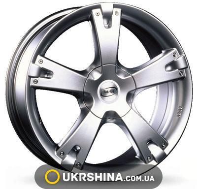 Литые диски MIM Cortina W8 R18 PCD5x120 ET40 DIA86 silver