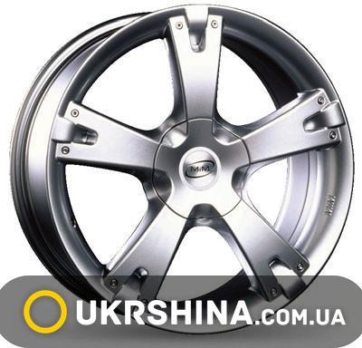 Литые диски MIM Cortina W7 R15 PCD5x108 ET35 DIA69.1