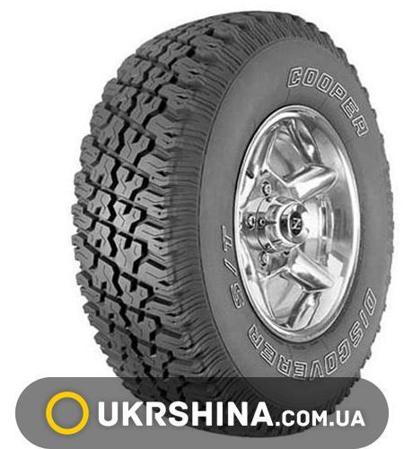 Всесезонные шины Cooper Discoverer S/T LT305/70 R16 124Q