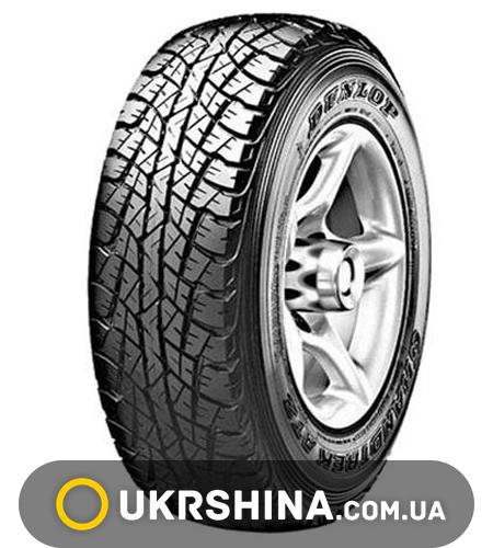 Всесезонные шины Dunlop GrandTrek AT2 255/50 R19 103H