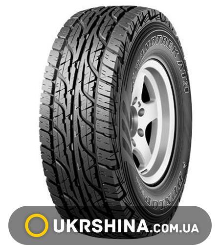 Всесезонные шины Dunlop GrandTrek AT3 255/55 R18 109H XL