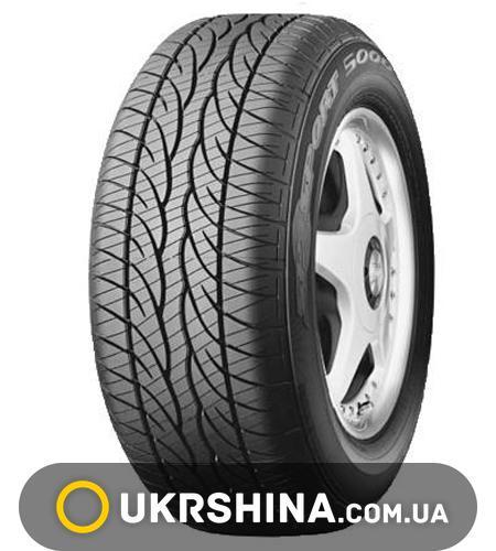 Всесезонные шины Dunlop SP Sport 5000 265/60 R18 110H M0
