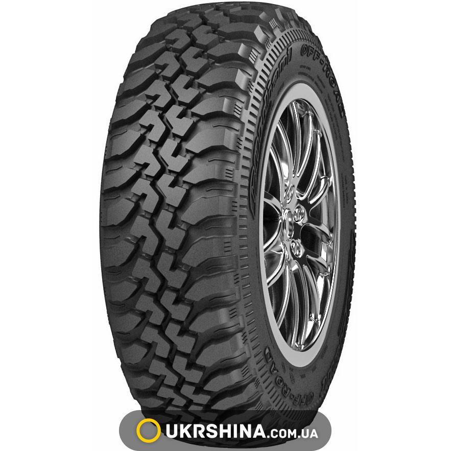 Всесезонные шины Cordiant Off Road 235/75 R15 109Q