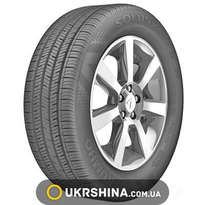 Всесезонные шины Kumho Solus TA31