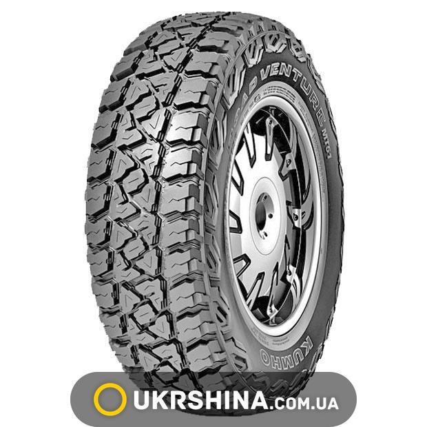 Всесезонные шины Kumho Road Venture MT51 31/10.5 R15 109Q