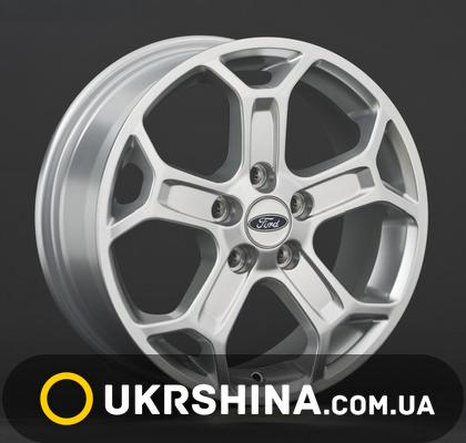 Литые диски Replay Ford (FD21) W6.5 R16 PCD5x108 ET50 DIA63.3 silver