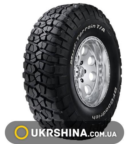 Всесезонные шины BFGoodrich Mud Terrain T/A KM2 265/75 R16 123/120Q LRE RWL