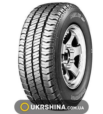 Всесезонные шины Bridgestone Dueler H/T D684