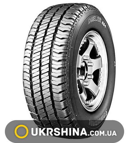 Всесезонные шины Bridgestone Dueler H/T D684 265/65 R18 112H