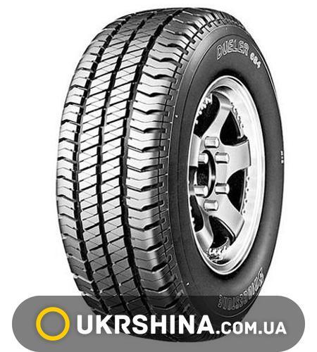 Всесезонные шины Bridgestone Dueler H/T D684 245/65 R17 111T XL