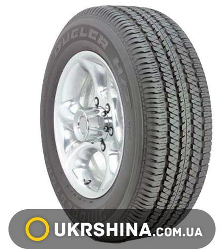 Всесезонные шины Bridgestone Dueler H/T D684 II 245/65 R17 111S XL