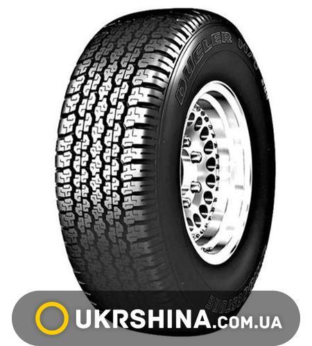 Всесезонные шины Bridgestone Dueler H/T D689 205/80 R16 104T