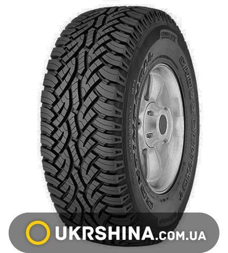 Всесезонные шины Continental ContiCrossContact AT 205/80 R16 104T XL FR