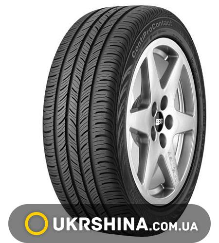 Всесезонные шины Continental ContiProContact 245/45 R19 98V