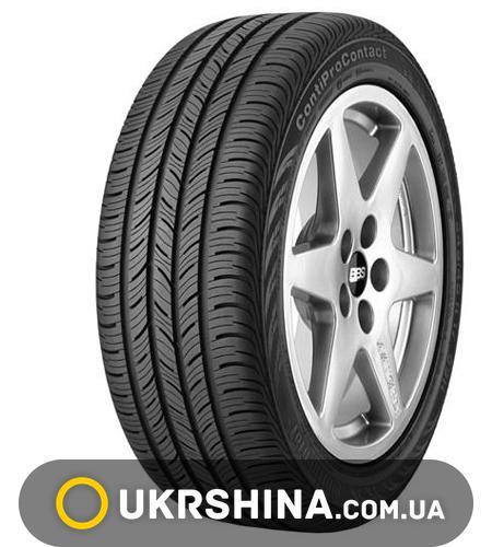 Всесезонные шины Continental ContiProContact 225/55 R17 97H M0