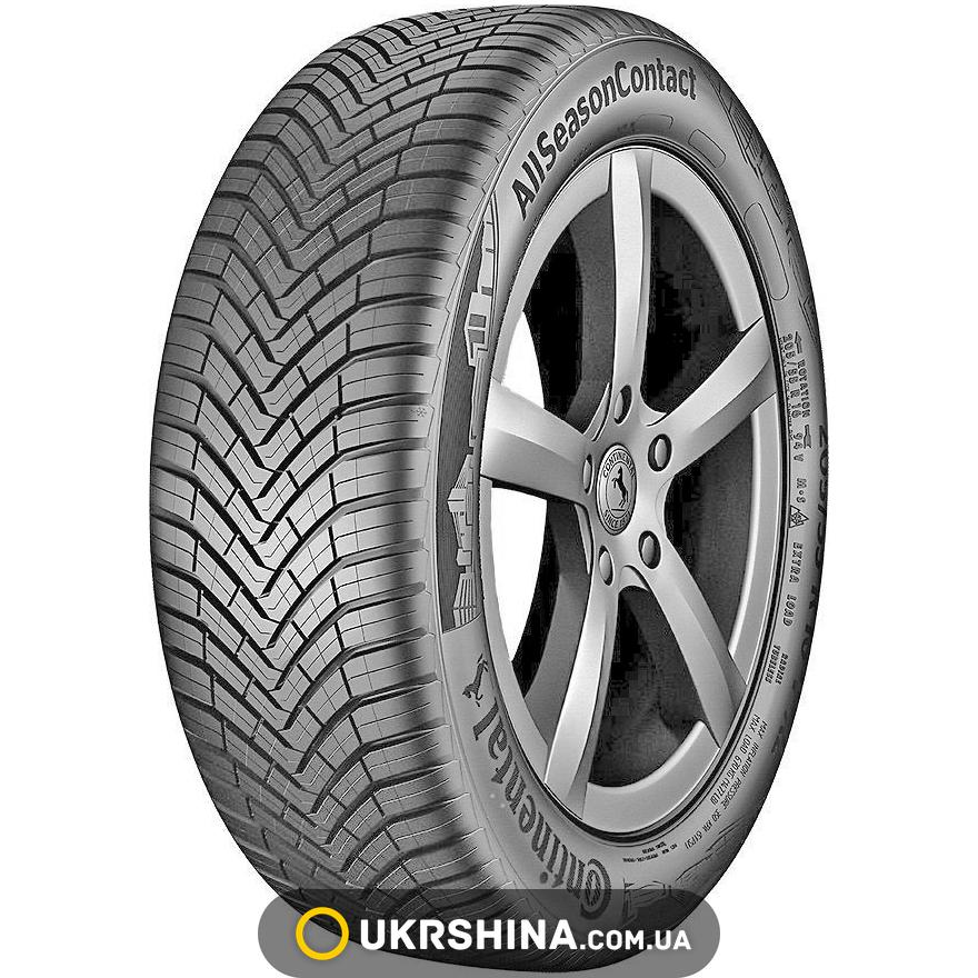 Всесезонные шины Continental AllSeasonContact 235/55 R17 103V XL