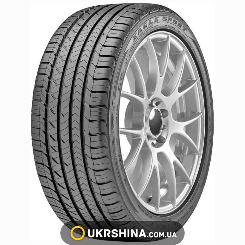 Всесезонные шины Goodyear Eagle Sport All-Season 235/55 R17 99W
