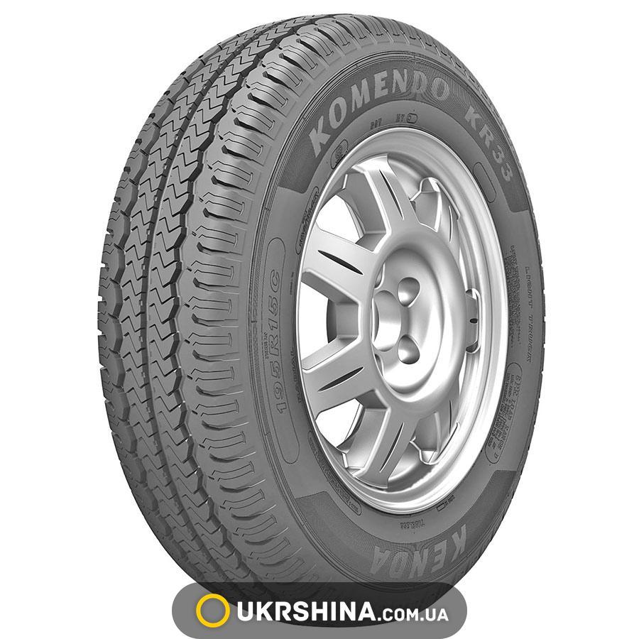 Всесезонные шины Kenda Komendo KR33 195/70 R15C 104/102R