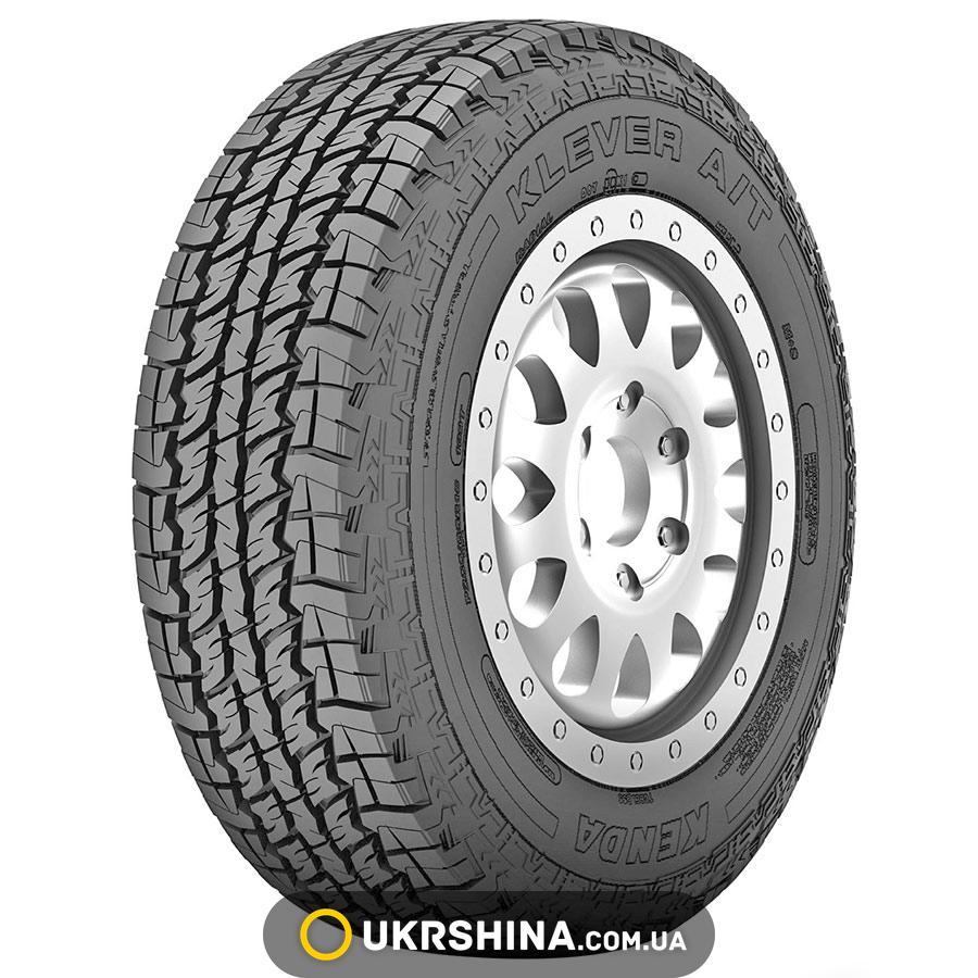 Всесезонные шины Kenda KR28 Klever A/T 245/70 R16 106S