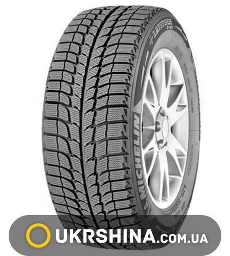 Зимние шины Michelin Latitude X-Ice