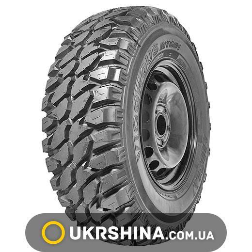 Всесезонные шины Hifly Vigorous MT601 265/75 R16 123/120Q
