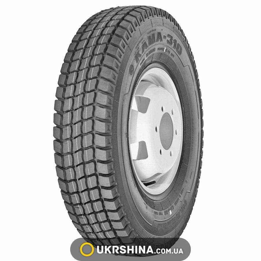 Всесезонные шины Кама 310(универсальная) 12.00 R20 154/149J PR18