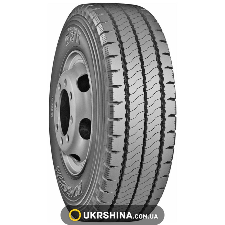 Всесезонные шины Bridgestone G611(универсальная) 11.00 R20 150/146G