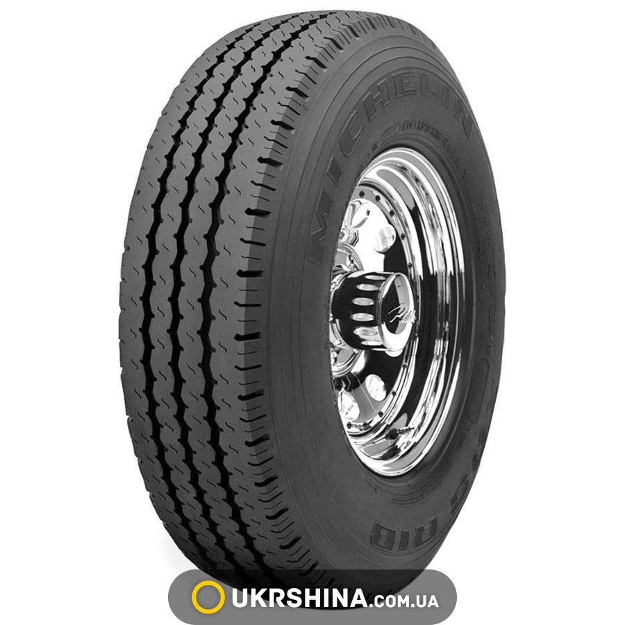 Всесезонные шины Michelin XPS RIB