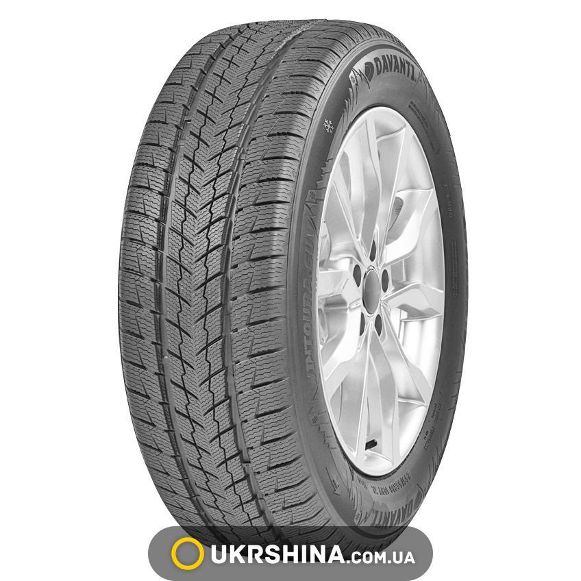Зимние шины Davanti Wintoura SUV 215/65 R16 98H