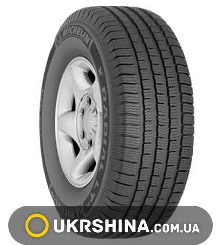 Всесезонные шины Michelin X-Radial LT2 255/70 R16 109T