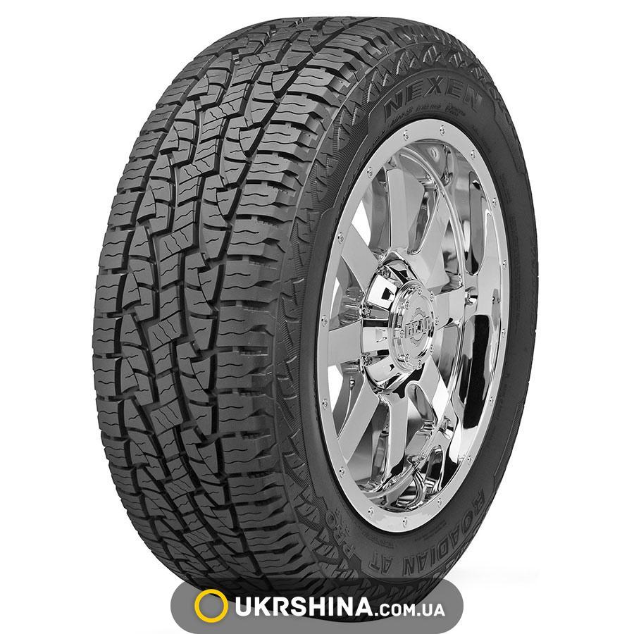 Всесезонные шины Roadstone Roadian AT PRO RA8 235/65 R17 108S XL