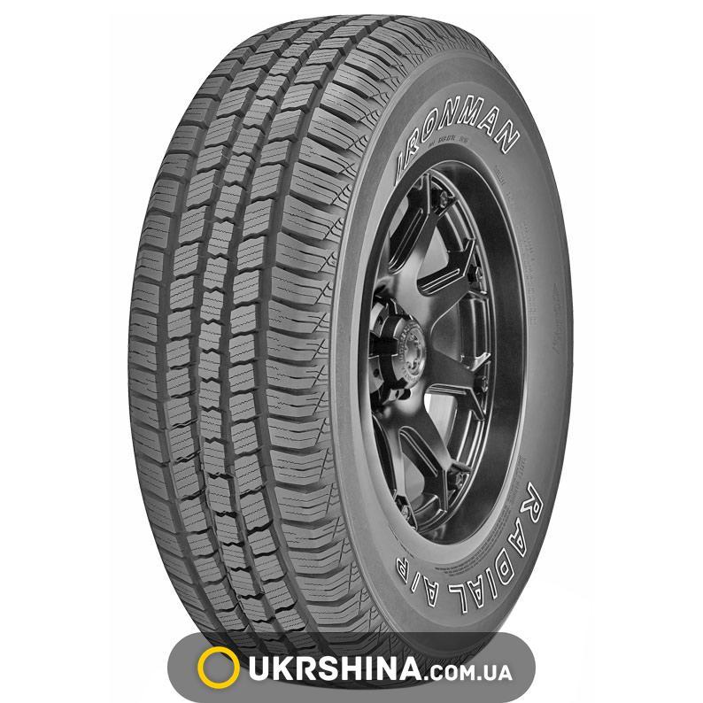Всесезонные шины Ironman Radial A/P 255/70 R16 111T OWL