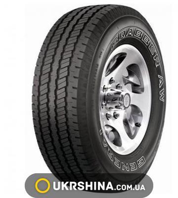 Всесезонные шины General Tire Grabber AW