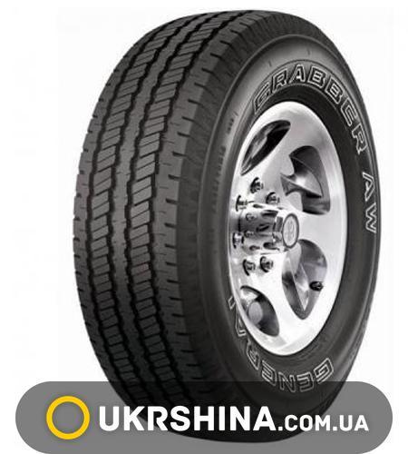 Всесезонные шины General Tire Grabber AW 245/75 R16 109S